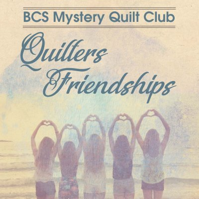 Quilter's Friendships