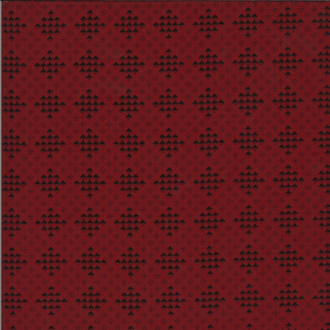 Redwork Gathering #49116-16 by Primitive Gathering