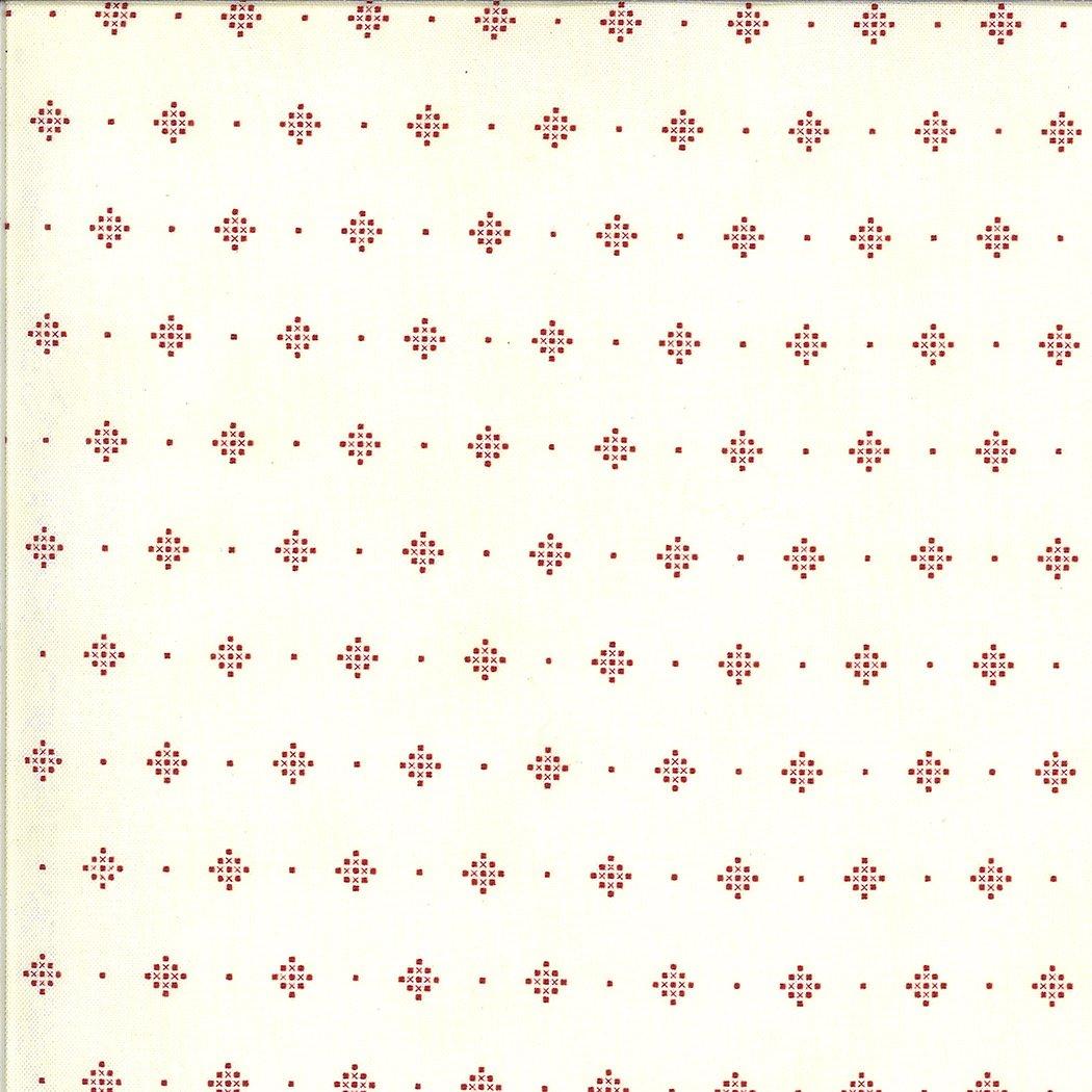 Redwork Gathering #49118-11 by Primitive Gathering
