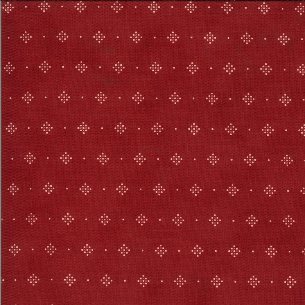 Redwork Gathering #49118-13 by Primitive Gathering