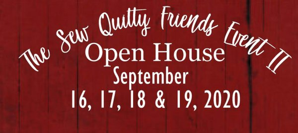 The Sew Quilty Friends Event