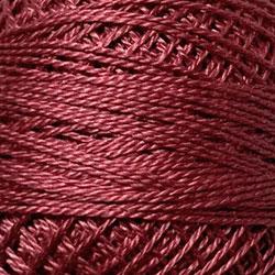 Valdani Size 12: Solid 841 Old Rose Light
