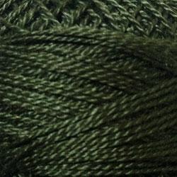 Valdani Size 12: Solid 893 Juniper Dark
