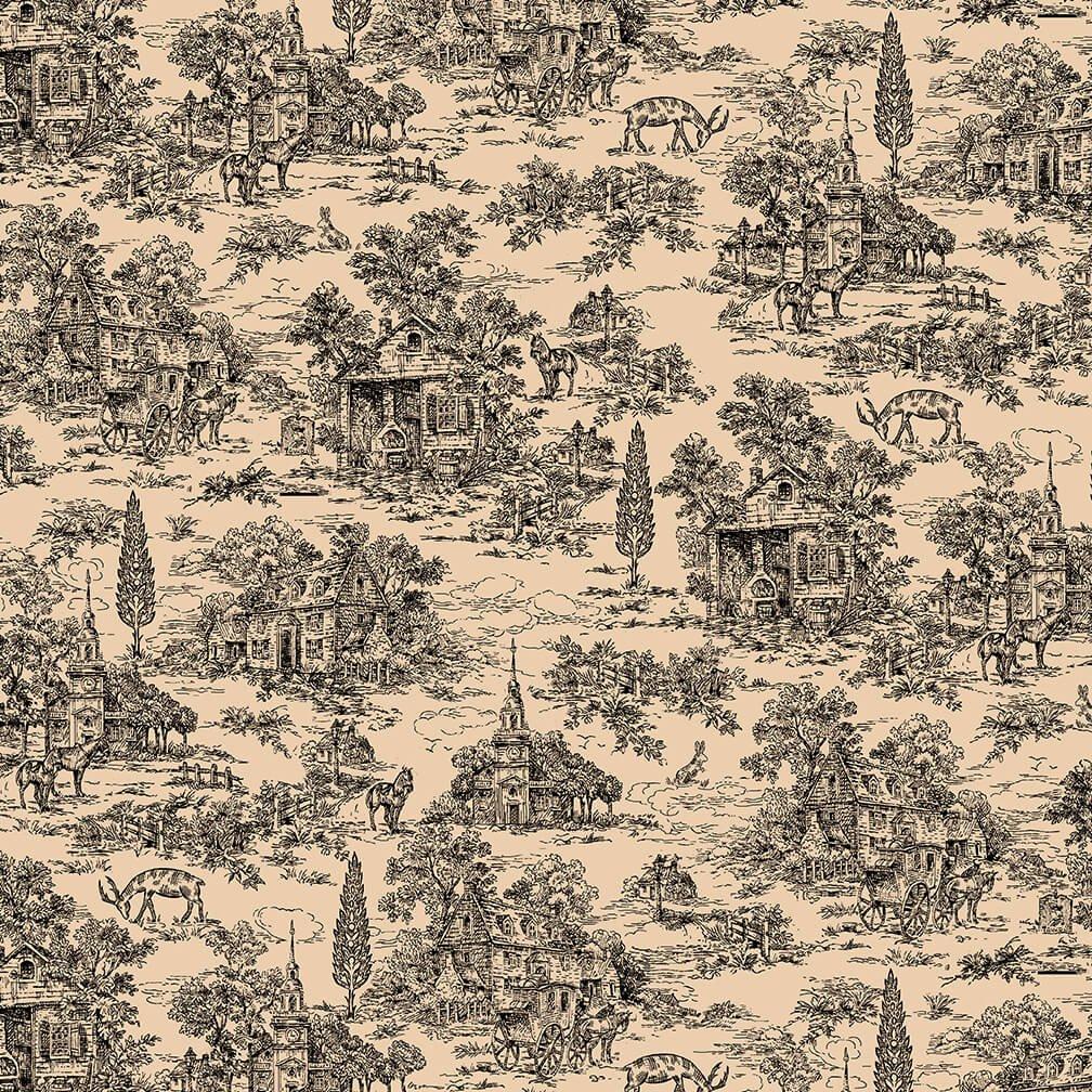 Wide Back Farmhouse  #9685-49 by Kim Diehl - 108