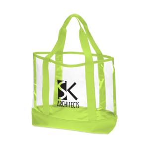 BCS Clear Tote Bag