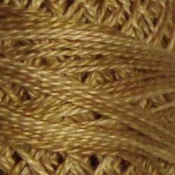 Valdani Size 12: Variegated H205 Ancient Gold