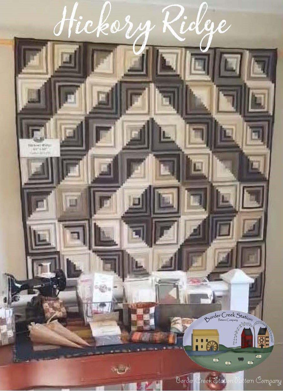 Hickory Ridge Fabric Kit