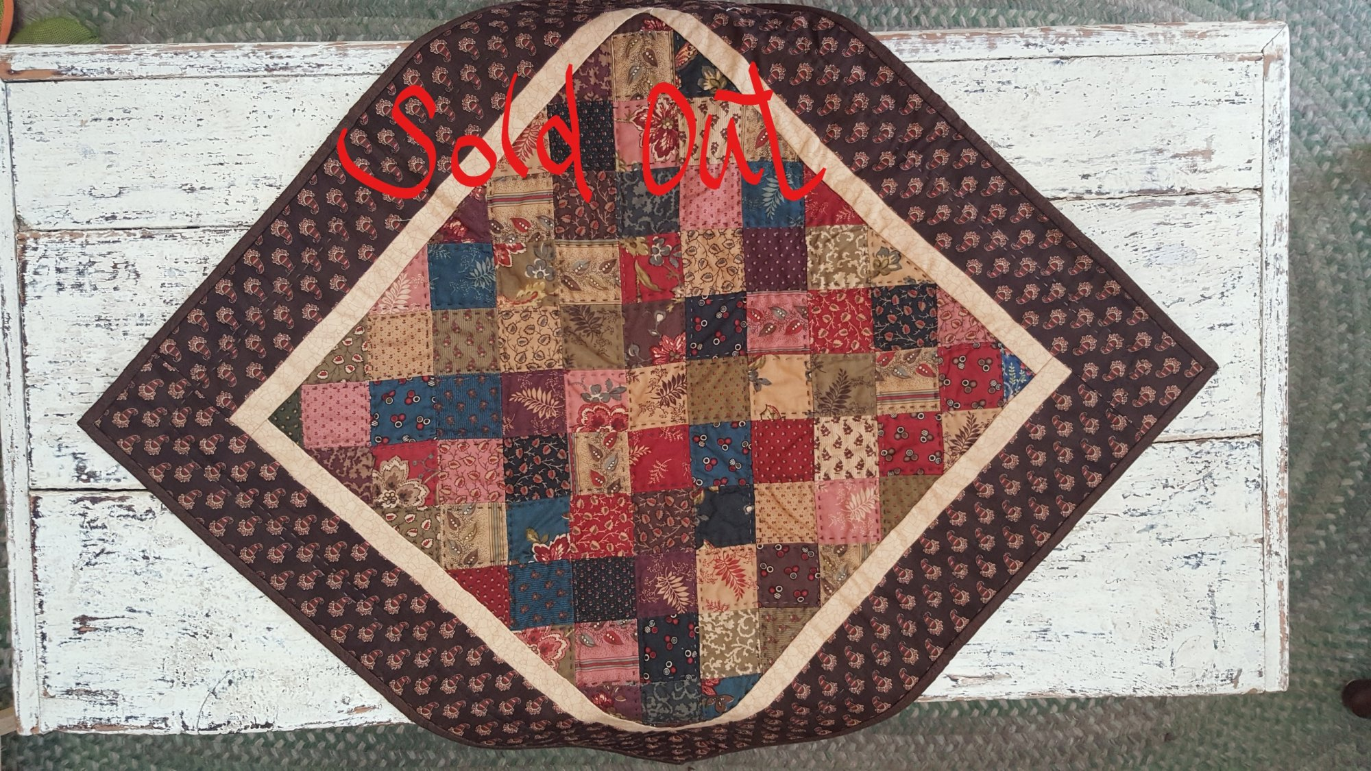 Fair & Square Precut Fabric Kit