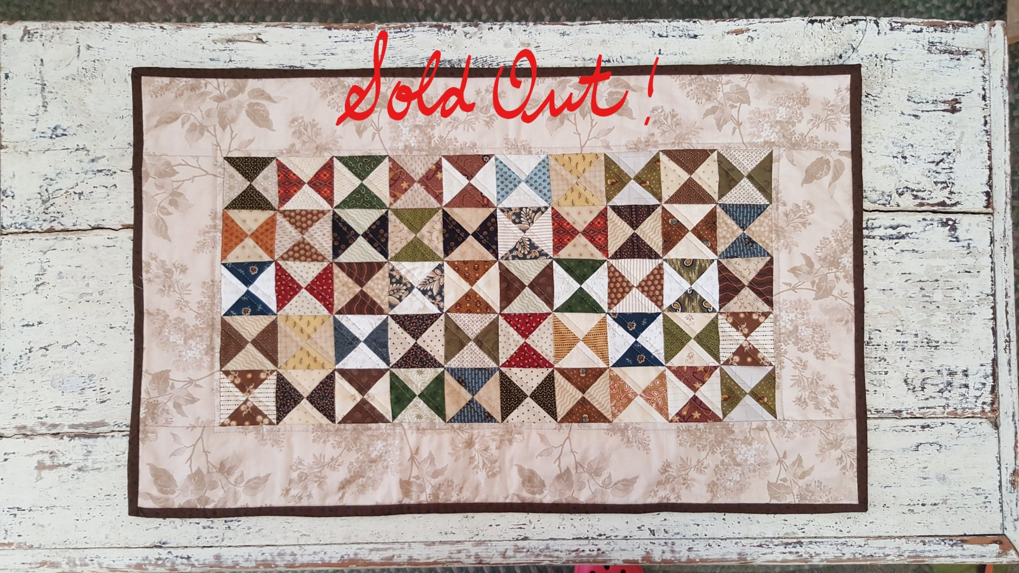Crossings Precut Fabric Kit