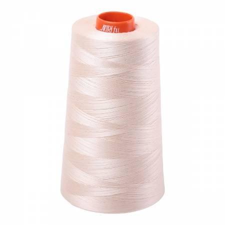 Aurifil 50wt Cotton Large Cone - #2000 Light Sand