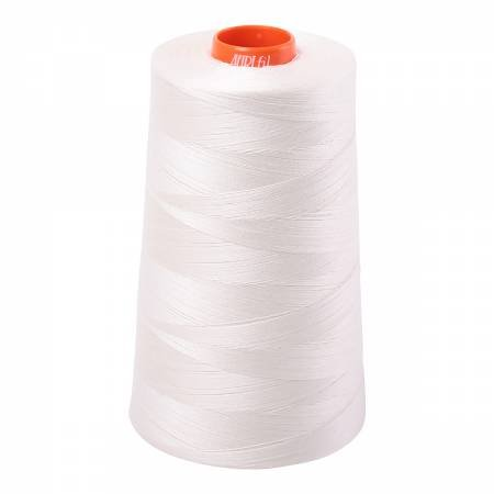 Aurifil 50wt Cotton Large Cone - #2026 Chalk