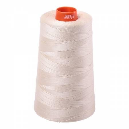 Aurifil 50wt Cotton Large Cone - #2310 Light Beige