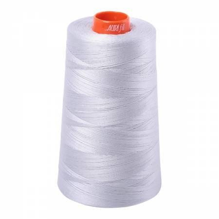 Aurifil 50wt Cotton Large Cone - #2600 Dove