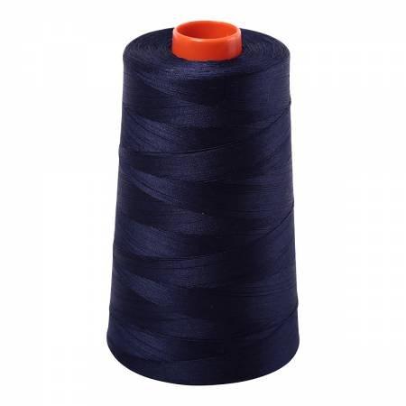 Aurifil 50wt Cotton Large Cone - #2785 Very Dark Navy