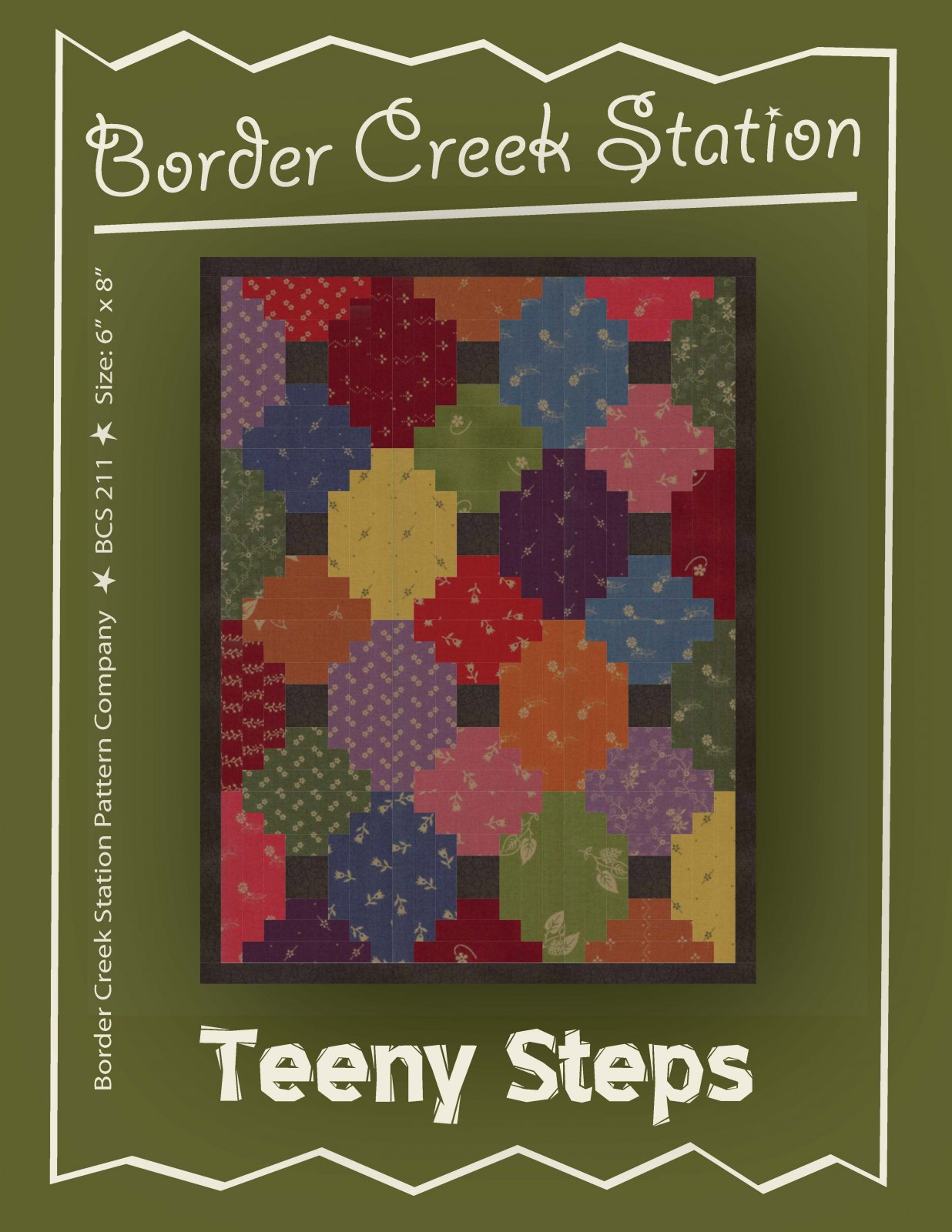 Teeny Steps Pattern