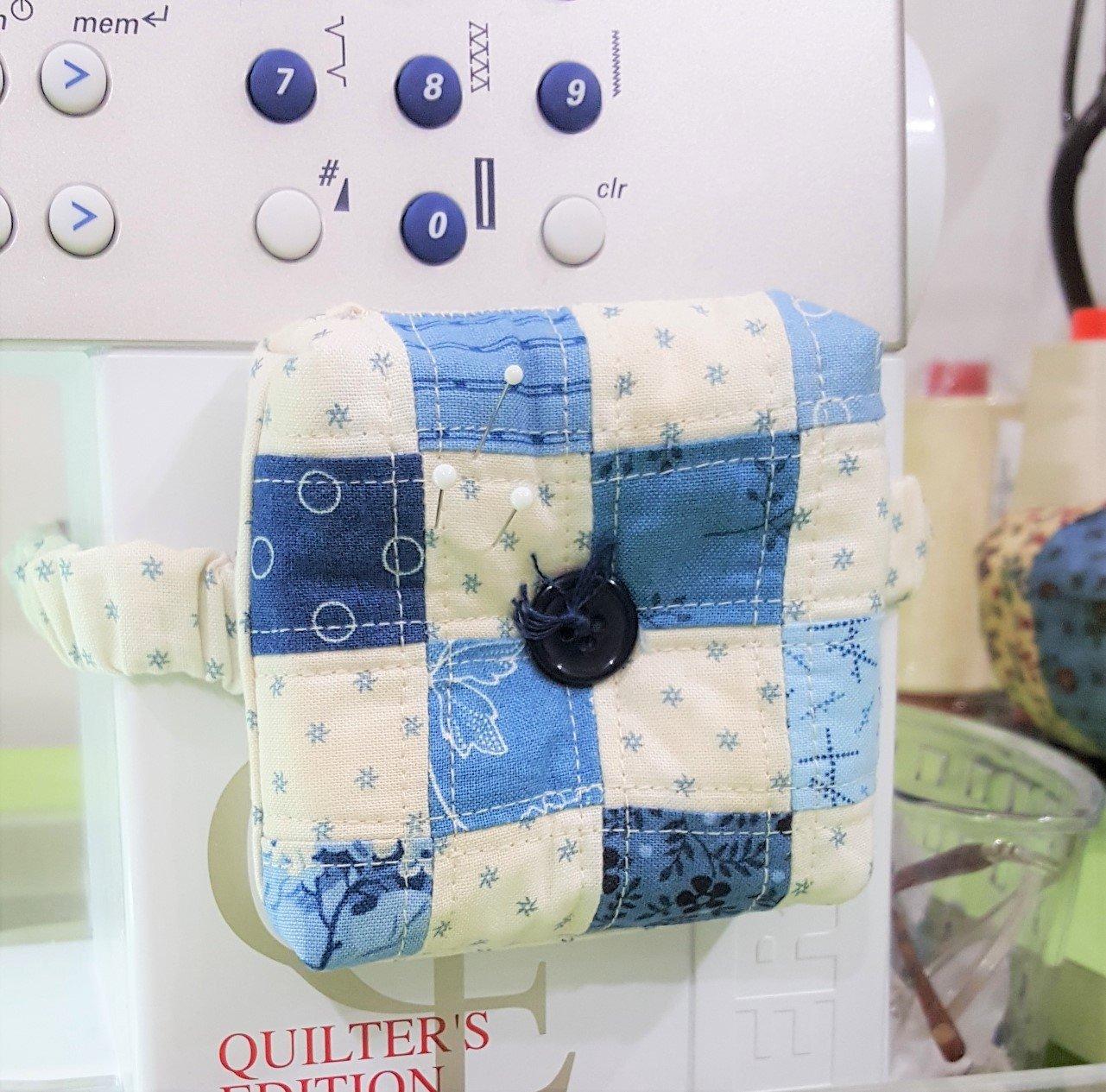 Cute As A Button Fabric Kits