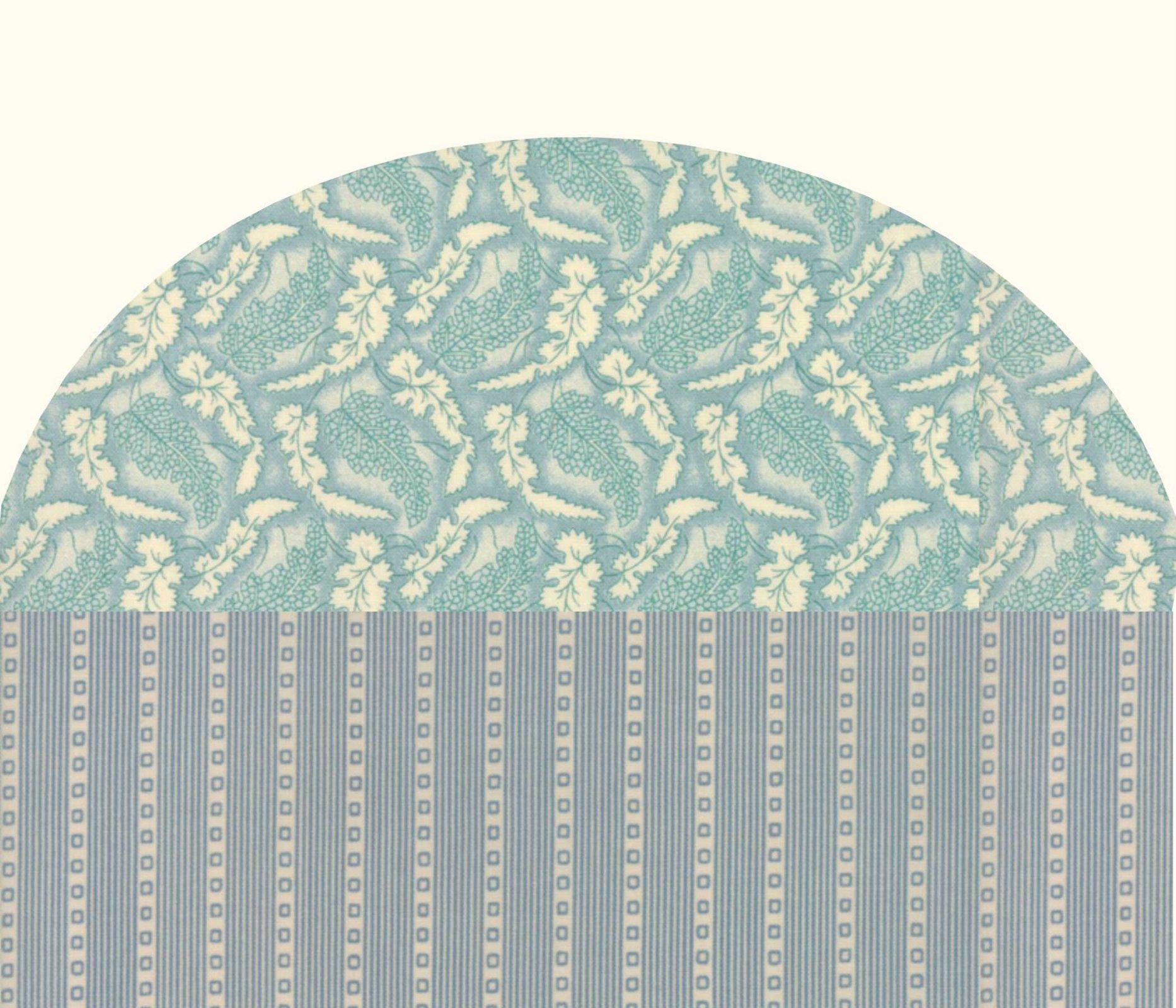Little Lacie Bag - Powder Blue Elegance Fabric Kit