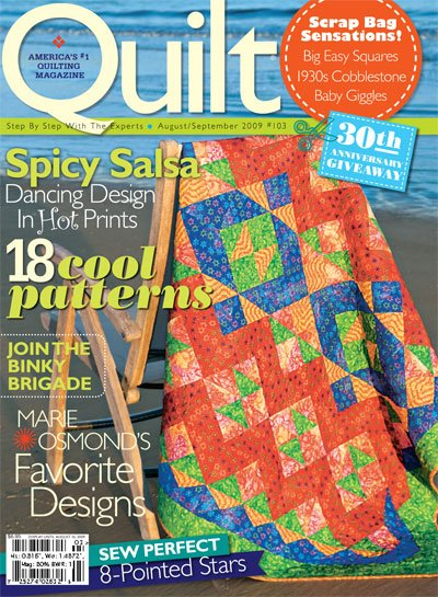 Quilt Issue 103