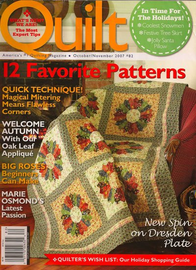 Quilt Issue 82