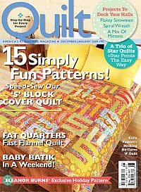 Quilt Issue 95