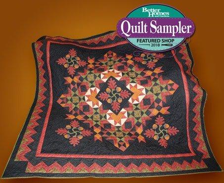 Quilt Sampler Quilt