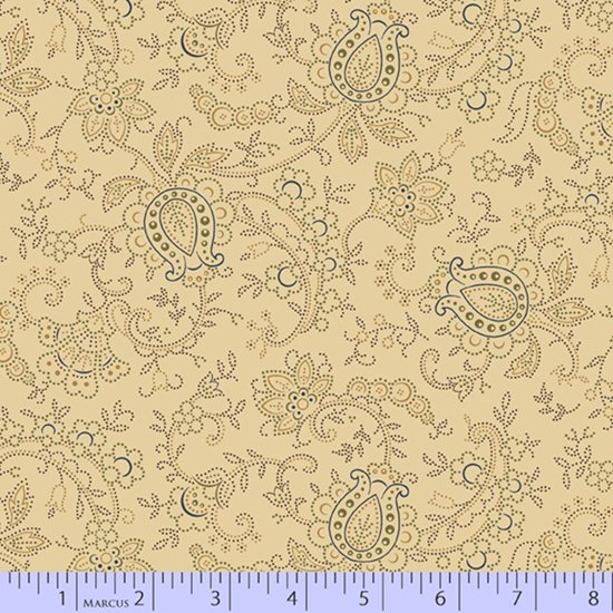 Country Meadow #1708-Beige by Pam Buda