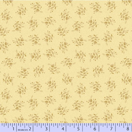 Country Meadow #1709-Cream by Pam Buda