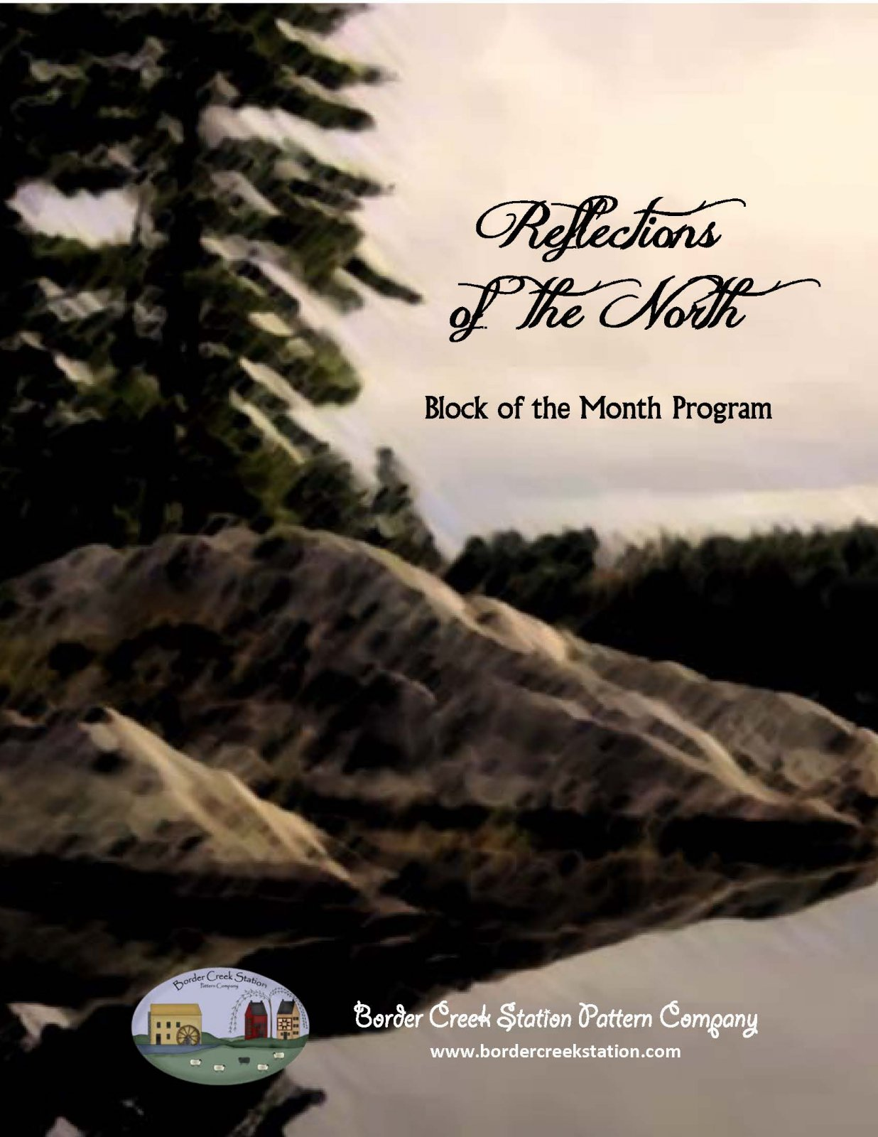 Reflections of the North - Shop Binder