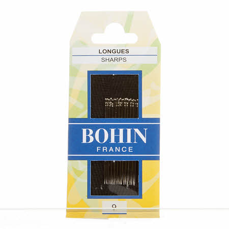 Bohin Applique Sharp Needle Size 9