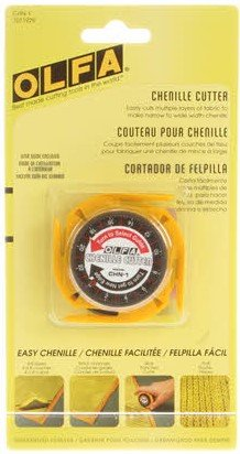 Olfa Chenille Cutter & Replacement Blade
