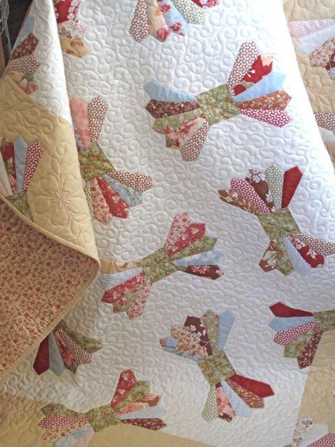 Papillon Quilt Kit