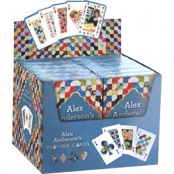 Alex Anderson's Playing Cards