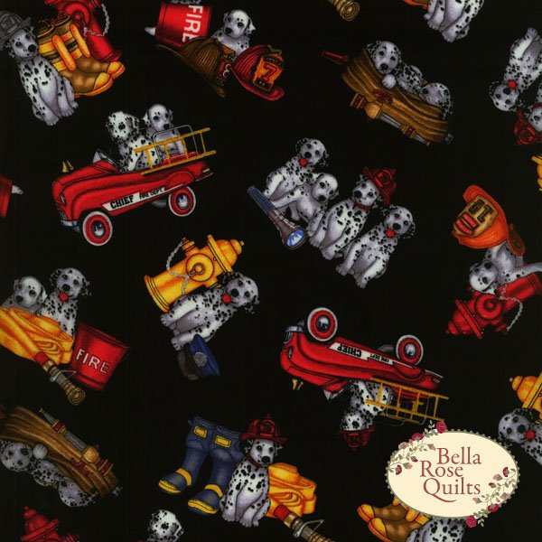 All Fired Up 1525-3 by RJR Fabrics