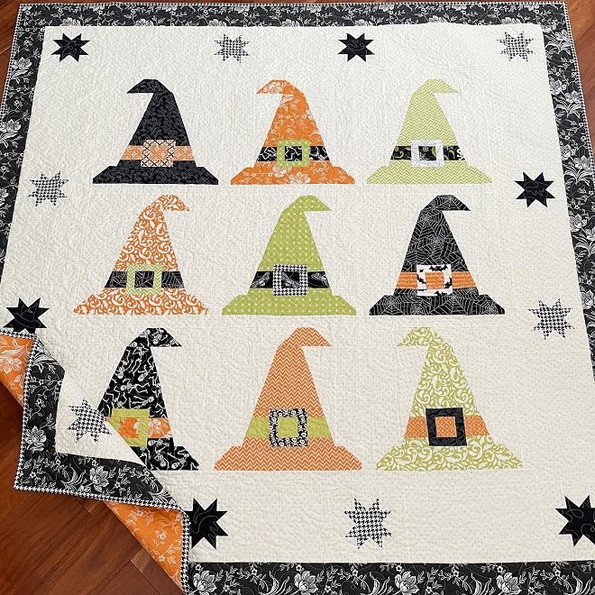 *NEW*  BeWitched Quilt Kit