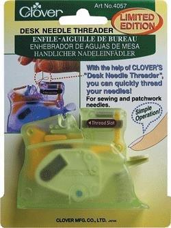 Clover Desk Needle Threader 4057