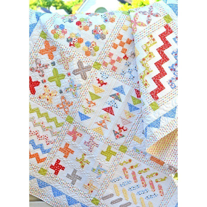 *Preorder* Figs Shirtings Sampler Kit w/Backing by Joanna Figueroa for Moda Fabrics