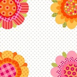 Fun Flowers 10004 by Lakehouse