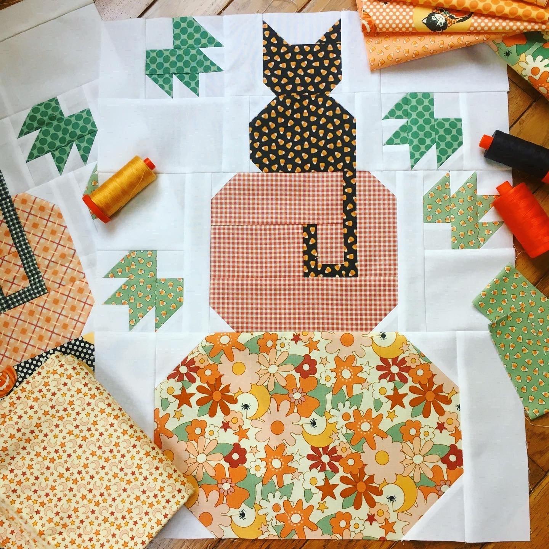Just Kitten Around Quilt Kit