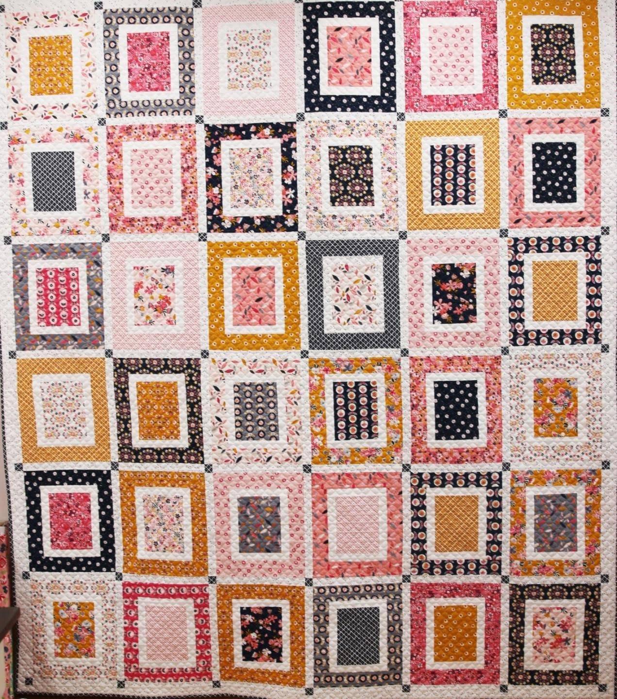 Front & Center Quilt Kit
