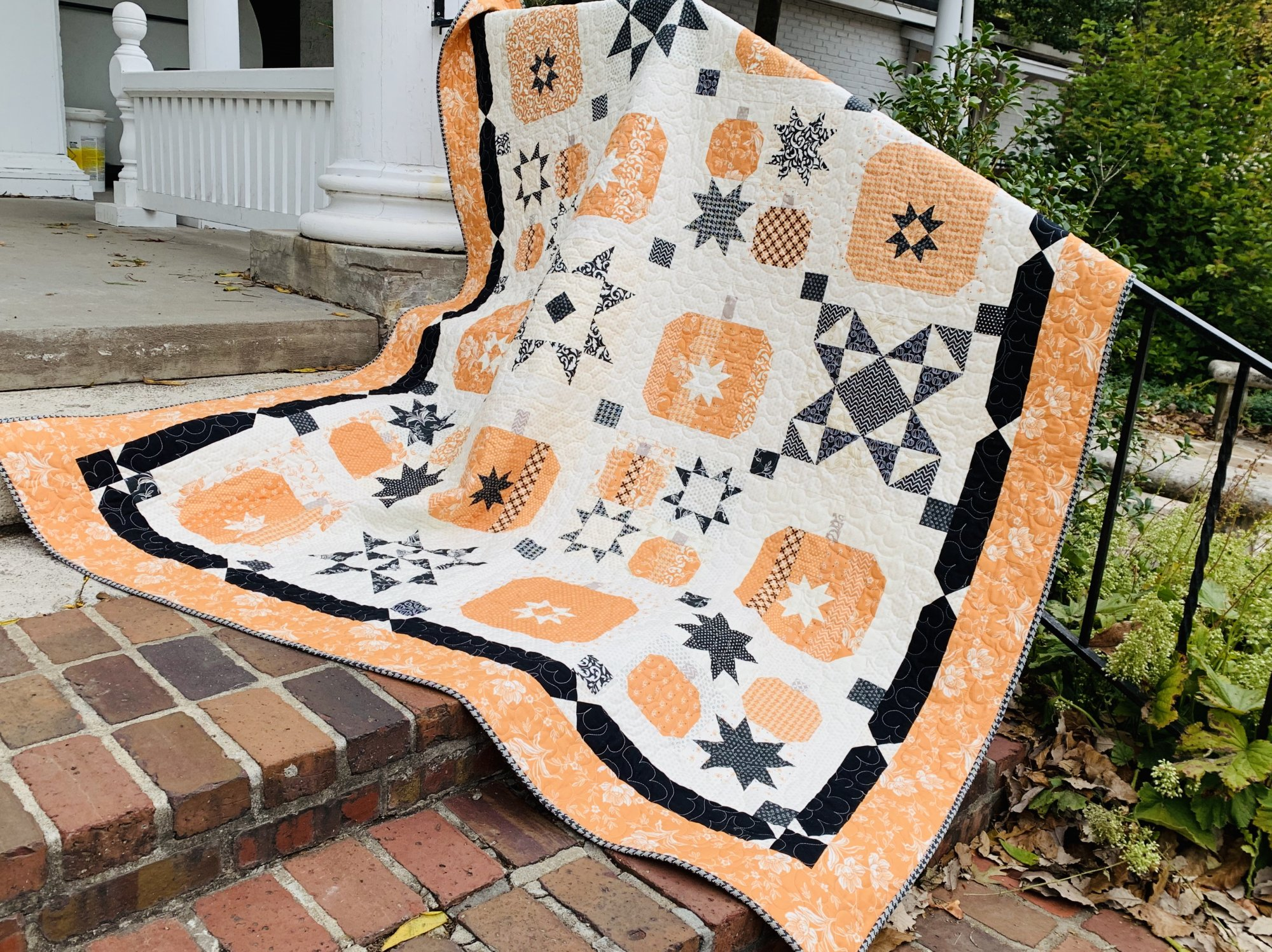 *NEW*  Star of the Patch Quilt Kit