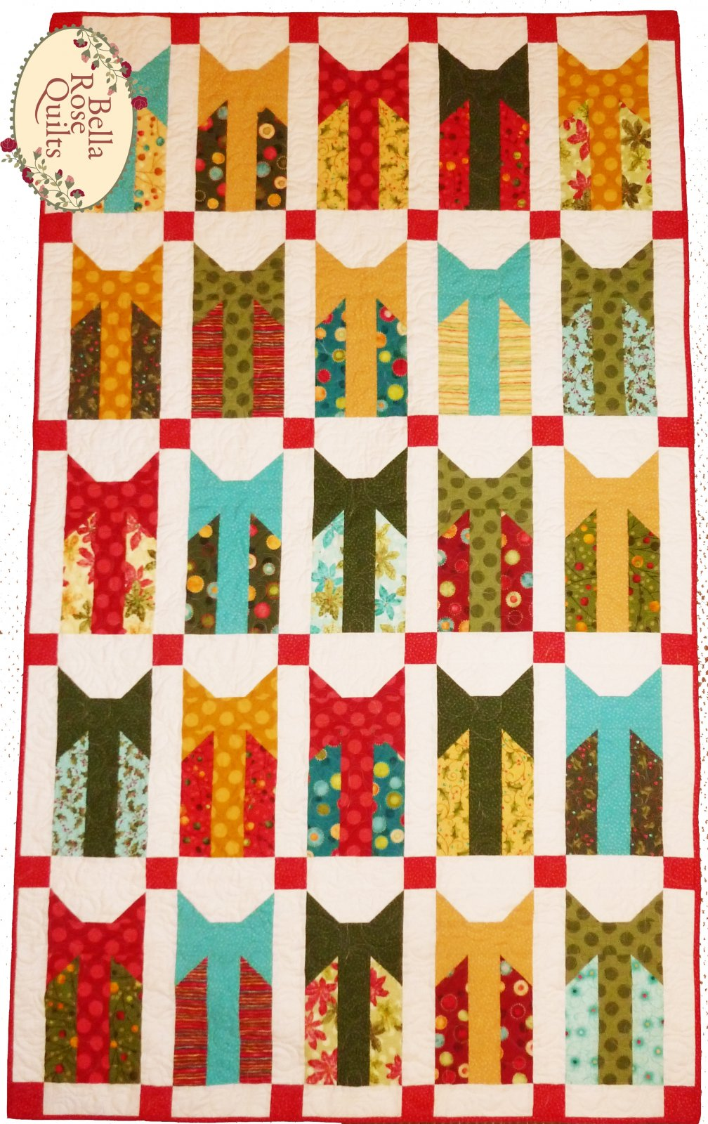 It's A Wrap Quilt Kit by Pieces From My Heart