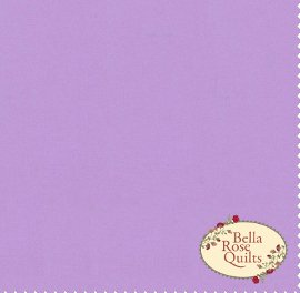 Kimberly's Garden Solids Lilac by Fresh Water Designs
