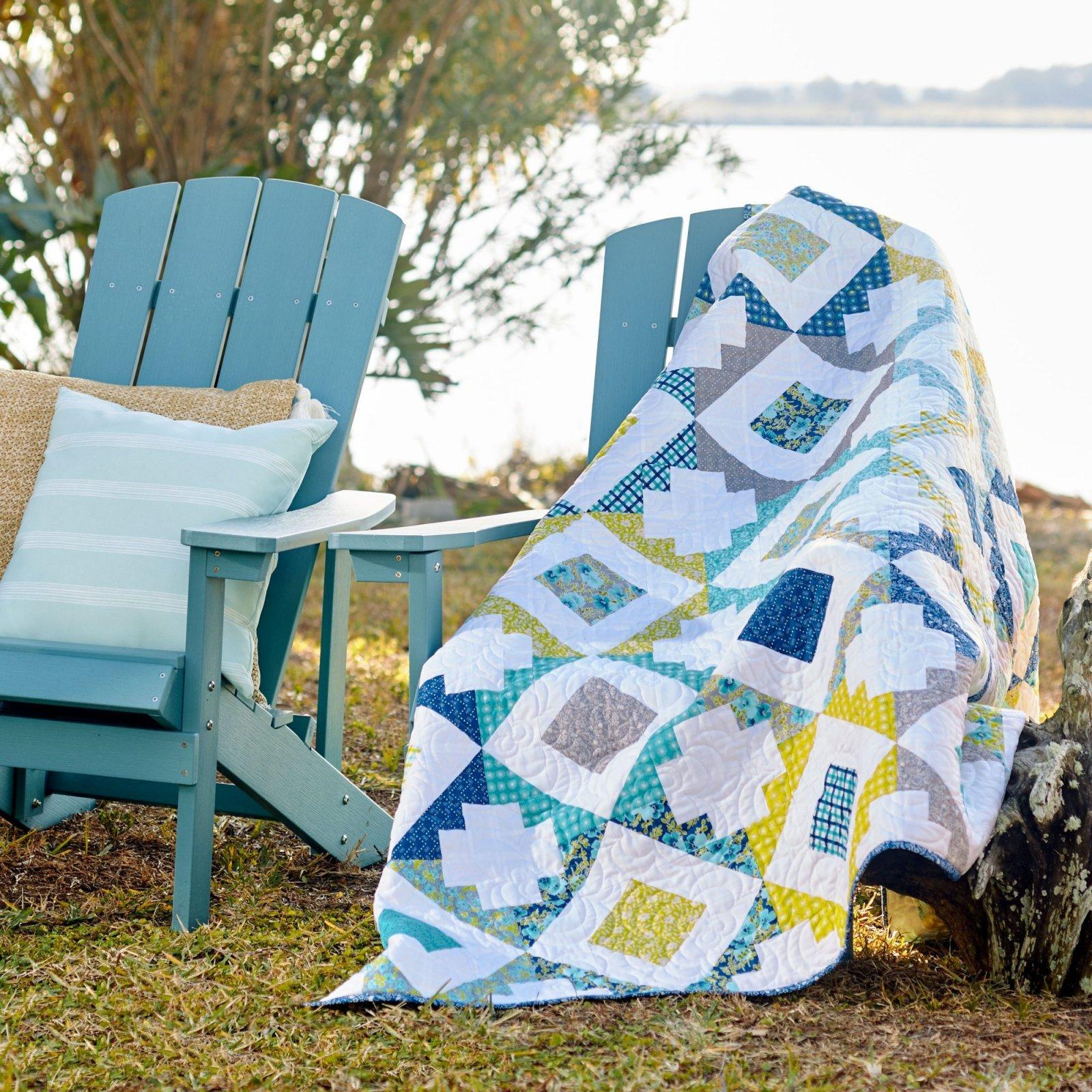 Lake Life Quilt Kit