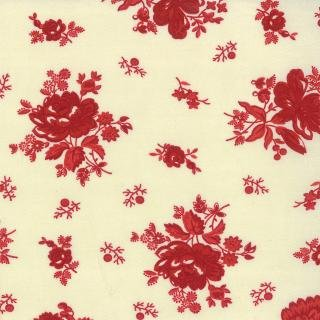Midwinter Reds 14760-14 by Minick & Simpson for Moda