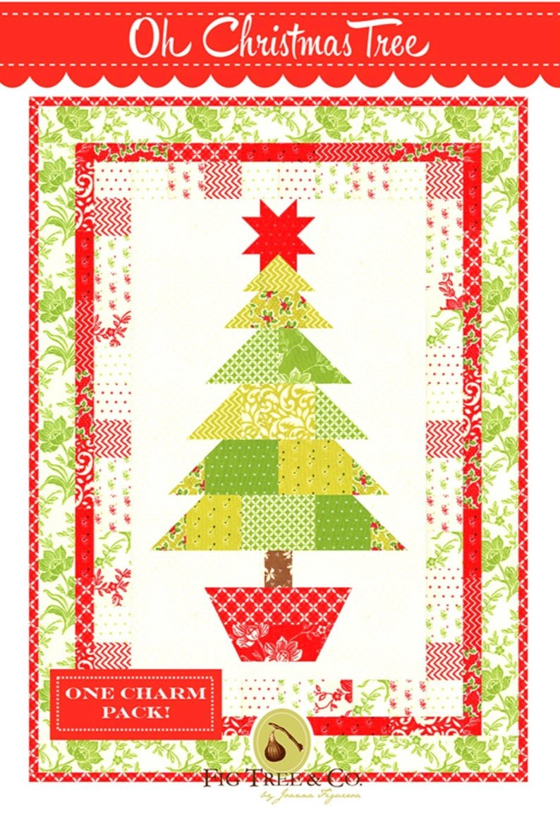 Oh Christmas Tree Wall Hanging Kit