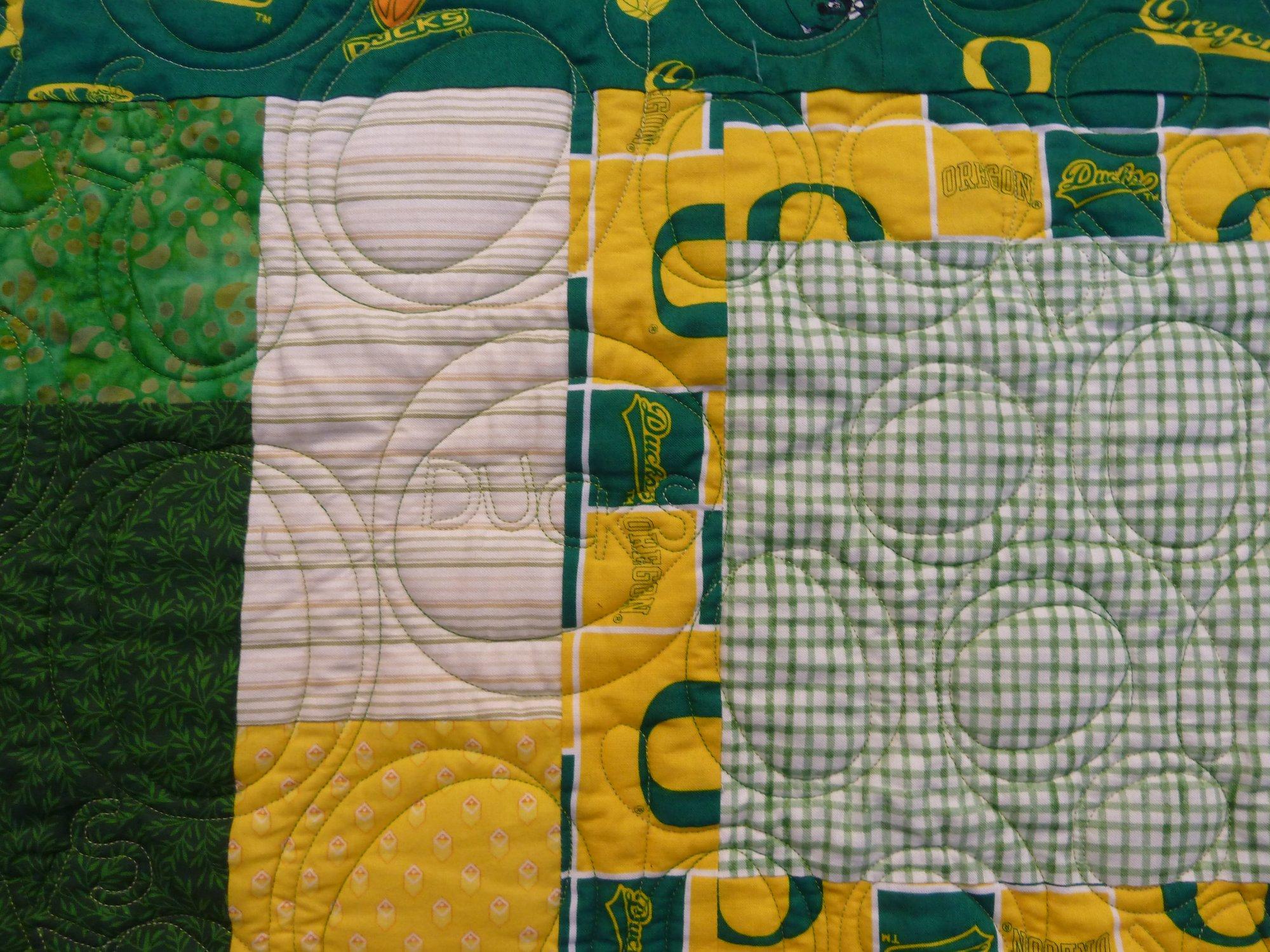 Oregon Duck Quilt Kit