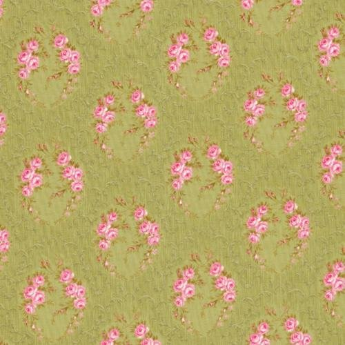 9 yards Rue St. Germain 0051-4 by RJR Fabrics