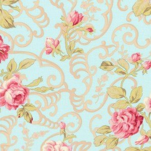 5.375 yards Scarborough Fair 0057-3 by RJR Fabrics