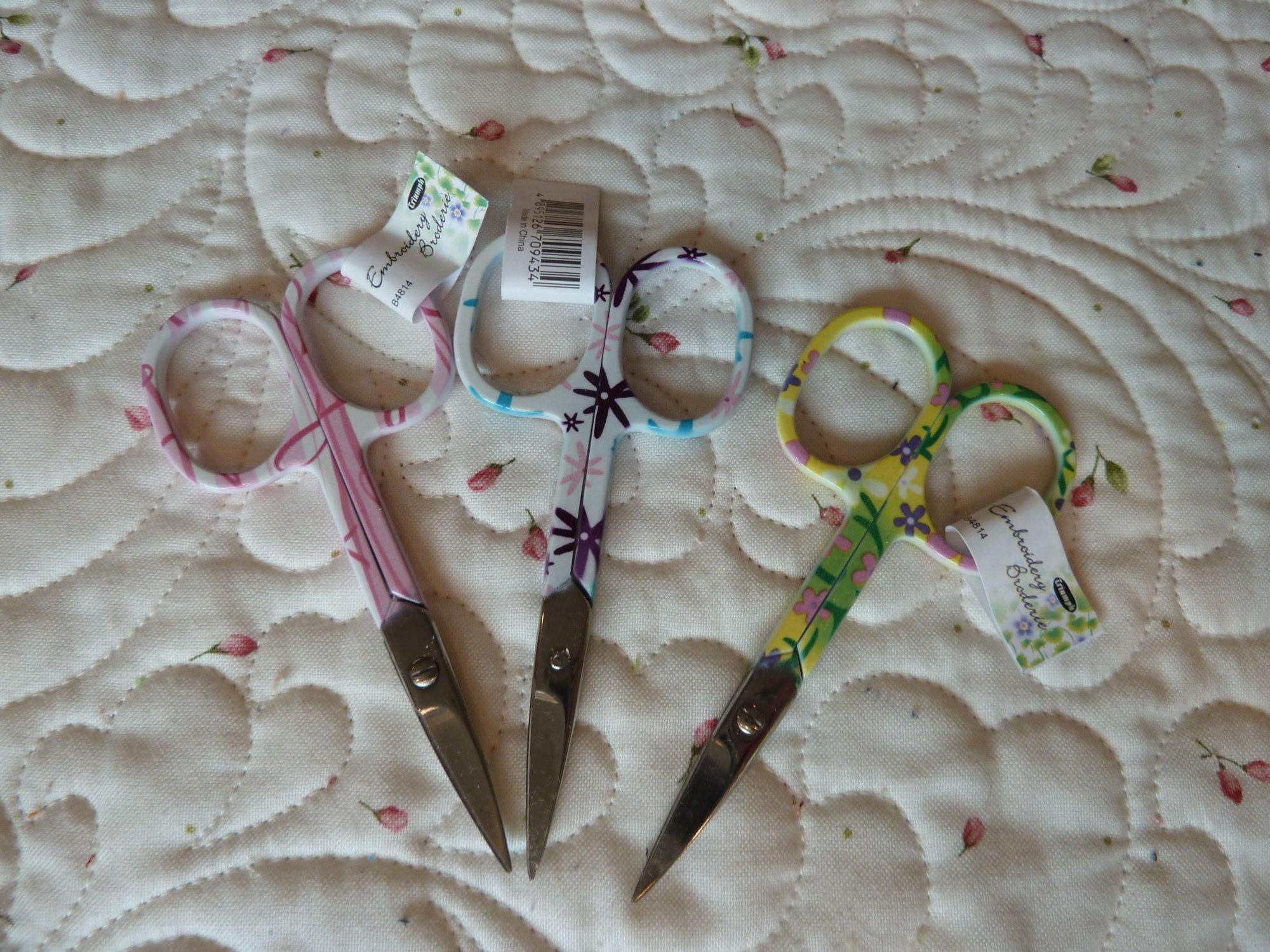 Scissors: Sharp and Small
