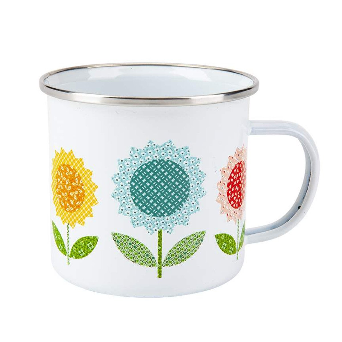 Flea Market Tin Mug